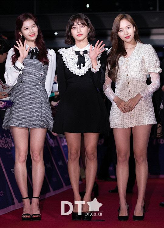 `신인 배우` 트와이스, `트와이스랜드` 레드카펫 [스타포토]